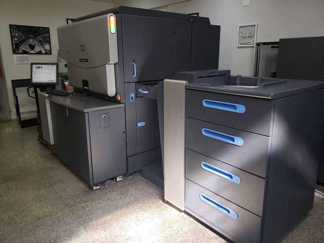 HP Indigo 7500