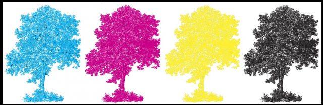 máquinas gráficas offset 4 cores