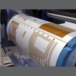 máquinas impressoras gráficas